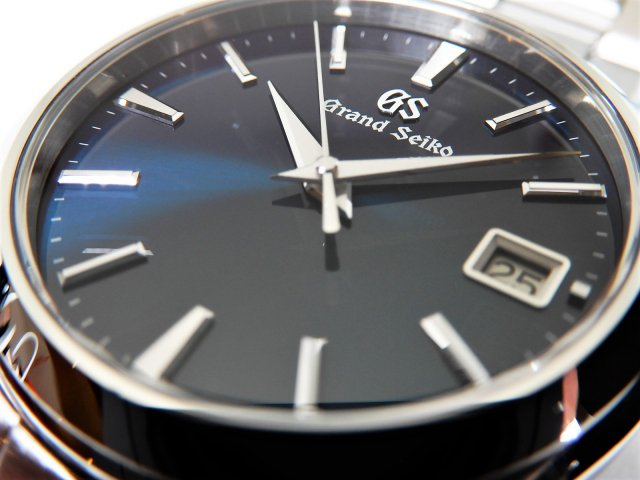 new concept 52904 cb9eb グランドセイコー 9Fクォーツ ブライトチタン SBGV233 - 腕時計専門店THE-TICKEN(ティッケン) オンラインショップ