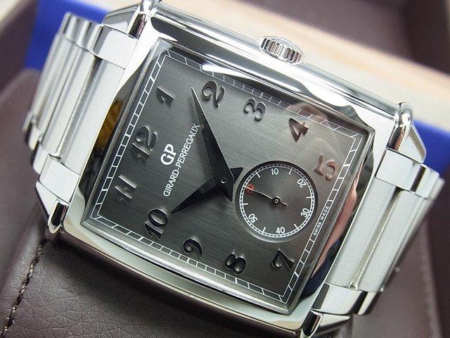 ジラール・ペルゴ ヴィンテージ1945・XXL スモセコ ブレス仕様