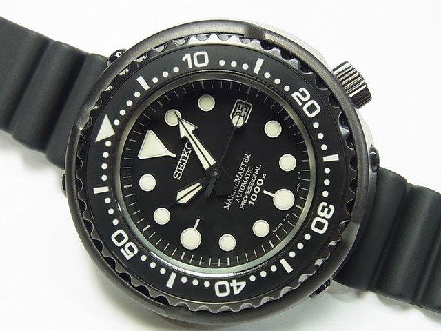 セイコー プロスペックス マリーンマスター 1000M防水 SBDX011
