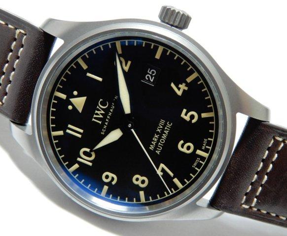 IWC パイロット・ウォッチ・マーク XVIII ヘリテージ IW327006