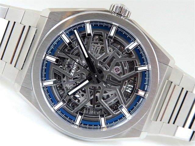 quality design c6d81 b7c06 ゼニス デファイ クラシック 2018年 正規品 - 腕時計専門店THE-TICKEN(ティッケン) オンラインショップ