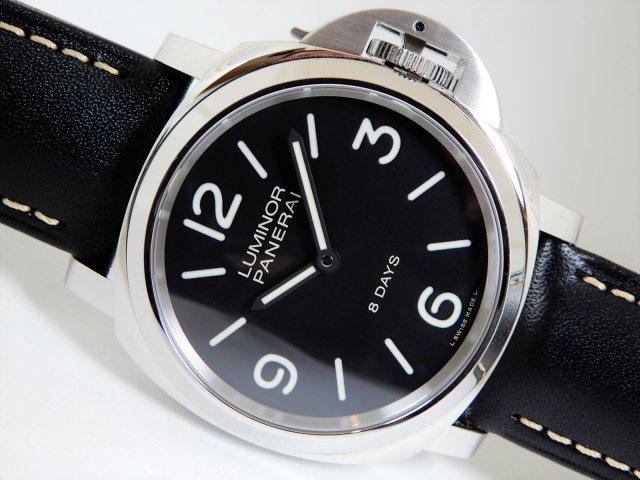 パネライ ルミノール・ベース 8デイズ PAM00560
