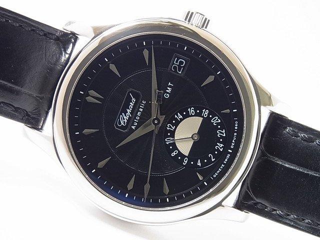ショパール L.U.C クラシック GMT 18KWG 正規品