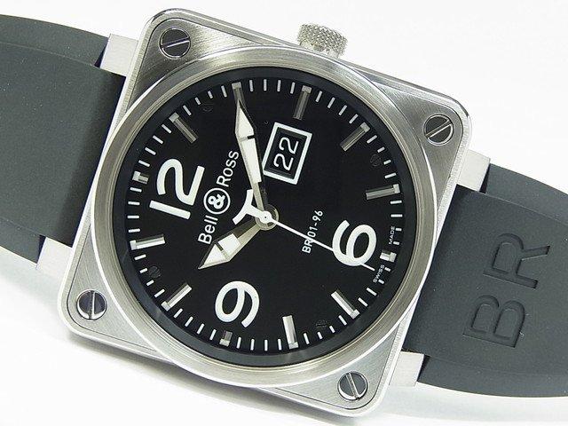ベル&ロス BR01-96 ビッグデイト 46MM 正規品