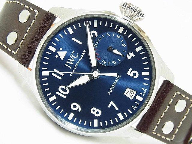 IWC ビッグパイロットウォッチ プティ・プランス IW501012 国内正規品