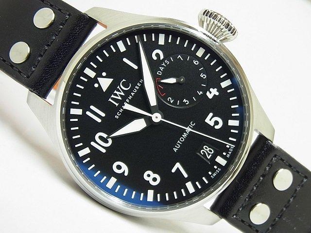 IWC ビッグ・パイロット・ウォッチ IW500912 国内正規品