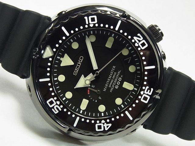 セイコー プロスペックス マリンマスター・プロ 600M SBDB013