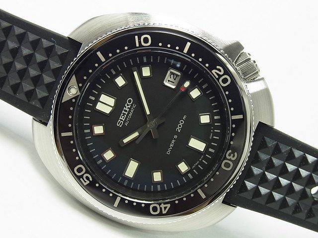 セイコー ダイバースキューバ 1970 復刻デザイン SBDX031 2500本限定