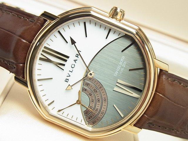 new style 590a3 d6db5 ブルガリ ダニエル・ロート プティ・セコンド 18KPG BRRP44GPS - 腕時計専門店THE-TICKEN(ティッケン) オンラインショップ