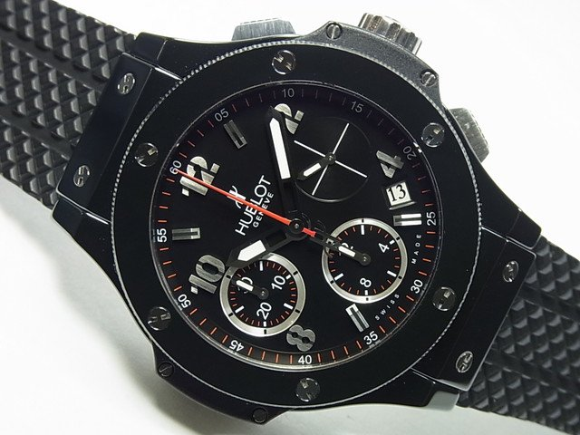 san francisco 4b495 0c29d ウブロ ビッグバン・ブラックマジック 41MM セラミック ラバー - 腕時計専門店THE-TICKEN(ティッケン) オンラインショップ