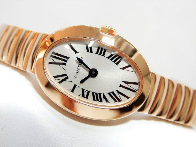 カルティエ ミニ ベニュワール 18Kピンクゴールド W8000015