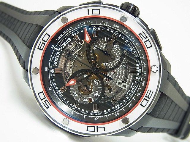 buy online a6333 9c803 ロジェ・デュブイ パルジョン クロノグラフ DBPU0012 国内正規品 - 腕時計専門店THE-TICKEN(ティッケン) オンラインショップ