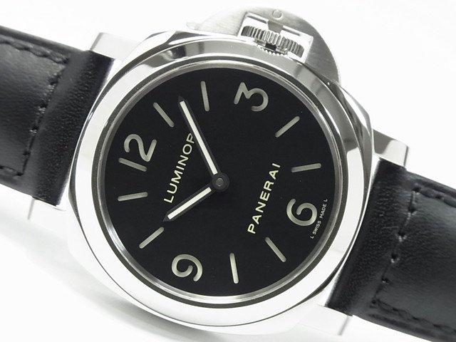 パネライ ルミノール・ベース PAM00112 R番 正規品 生産終了