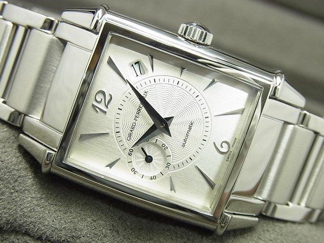 ジラール・ペルゴ ヴィンテージ1945 スモセコ・デイト 25932 正規品