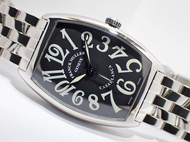 フランク・ミュラー カサブランカ 2852 ブラック ブレス 正規品
