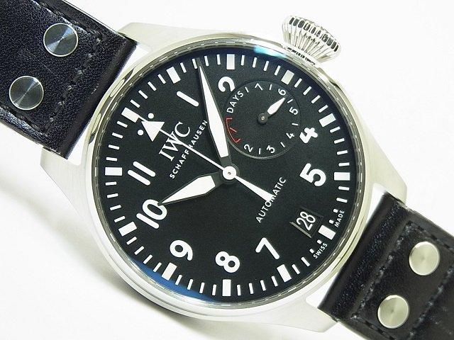 IWC ビッグ パイロットウォッチ IW500912 国内正規品