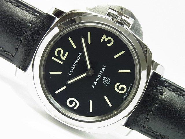 パネライ ルミノール ベース・ロゴ アッチャイオ PAM01000