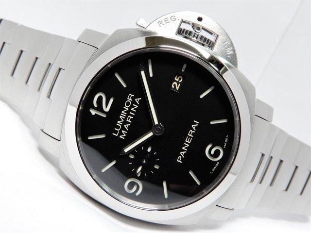 パネライ ルミノール1950 3DAY'S ブレス PAM00328