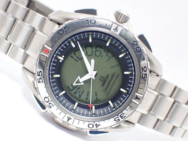 オメガ スピードマスター X-33 3290-50