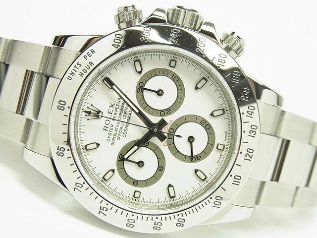 ロレックス デイトナ ホワイト Ref.116520 V番 正規品