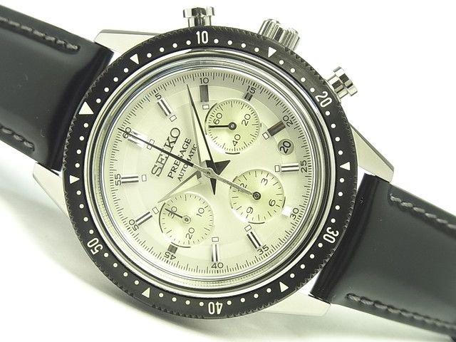 セイコー SARK015 プレザージュ セイコークロノグラフ55周年記念モデル 1000本限定