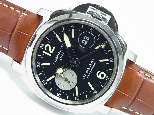 パネライ ルミノール・GMT 44MM  PAM00088 正規品