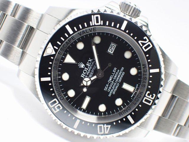 ロレックス ディープシー 116660 V番