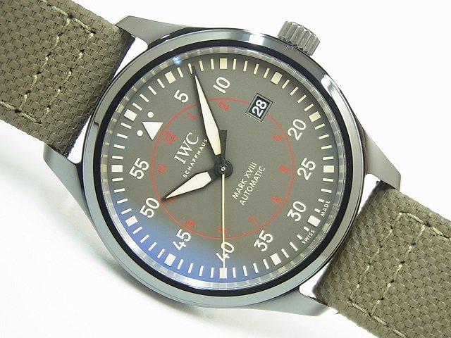 IWC パイロットウォッチ マーク18 トップガン・ミラマー IW324702