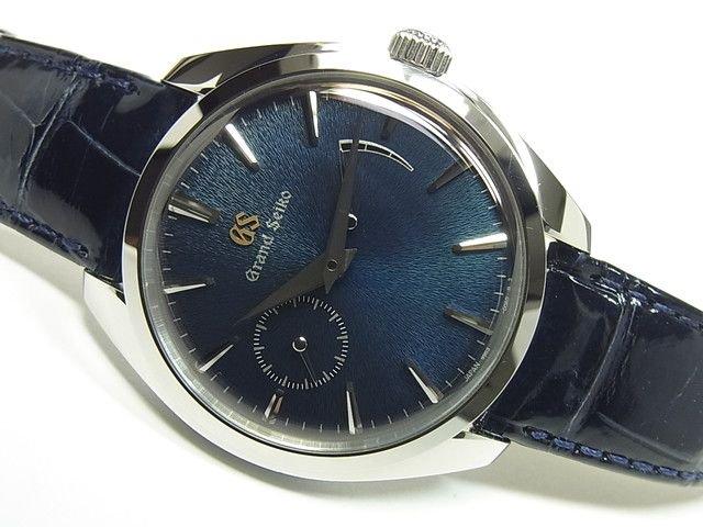 グランドセイコー エレガンスコレクション ブルー 1500本限定 SBGK005