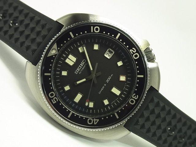 セイコー プロスペックス ダイバースキューバ 1970 復刻デザイン SBDX031 2500本限定