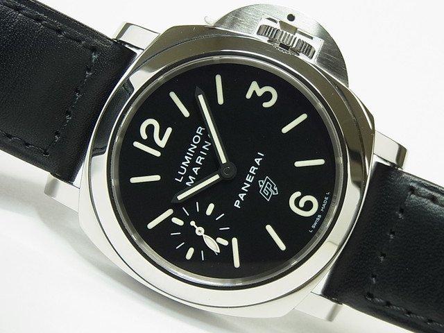 パネライ ルミノール・マリーナ ロゴ PAM00005 J番 正規品
