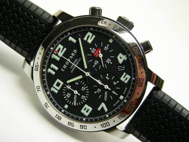 buy popular 8b9c3 4f87e ショパール ミッレミリア・クロノグラフ ラバーベルト - 腕時計専門店THE-TICKEN(ティッケン) オンラインショップ