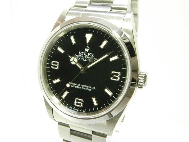 the latest 25c10 d51c8 エクスプローラーⅠ 14270 '92年 X番 - 腕時計専門店THE-TICKEN(ティッケン) オンラインショップ
