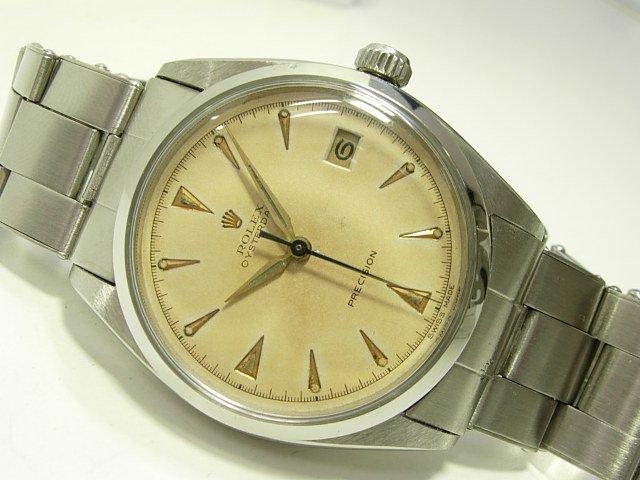 competitive price fd5a1 2bb4f ロレックス オイスターデイト 6294 '54年 - 腕時計専門店THE-TICKEN(ティッケン) オンラインショップ