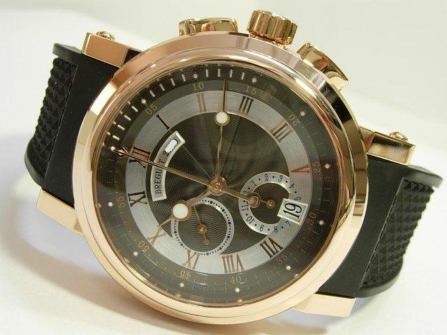 promo code ae5bf 2cdd7 ブレゲ マリーンII クロノグラフ K18PG 正規品 - 腕時計専門店THE-TICKEN(ティッケン) オンラインショップ