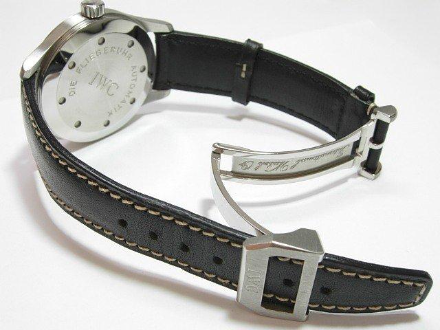 best service 72a21 3b023 IWC マーク15スピットファイヤー 革ベルト - 腕時計専門店THE ...