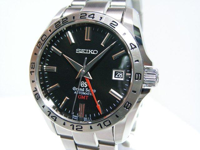 グランドセイコー SBGM001 メカニカル GMT