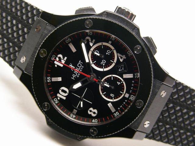 pretty nice 7b2f6 04459 ウブロ ビッグバン・ブラックマジック 国内正規品 - 腕時計専門 ...