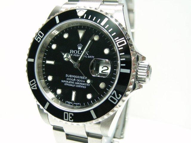 buy popular ad379 e0315 ロレックス サブマリーナーデイト 16610 M番 - 腕時計専門店THE-TICKEN(ティッケン) オンラインショップ