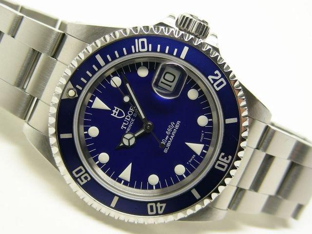 チュードル サブマリーナ・デイト ブルー Ref.79190 生産終了