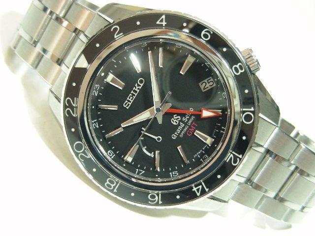 watch 7dd40 3fae3 グランドセイコー スプリングドライブGMT SBGE001 - 腕時計専門 ...