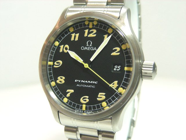 best website ff2c7 44f60 オメガ ダイナミック オートマチック - 腕時計専門店THE-TICKEN ...