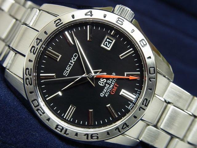 グランド セイコー メカニカルGMT Ref.SBGM001