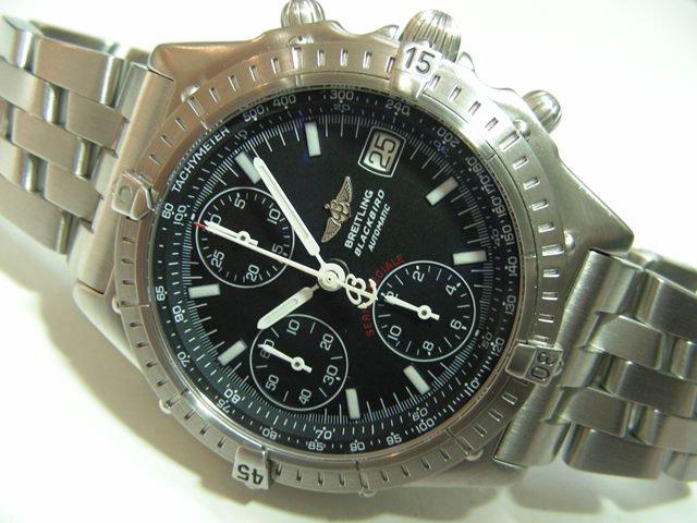 best authentic 0f72f f3f6d ブライトリング クロノマット ブラックバード - 腕時計専門店THE ...