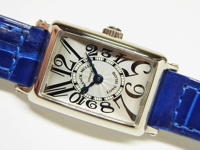 best website a92bb fdae1 フランク・ミュラー レディース・ロングアイランド 802QZ WG 正規 - 腕時計専門店THE-TICKEN(ティッケン) オンラインショップ