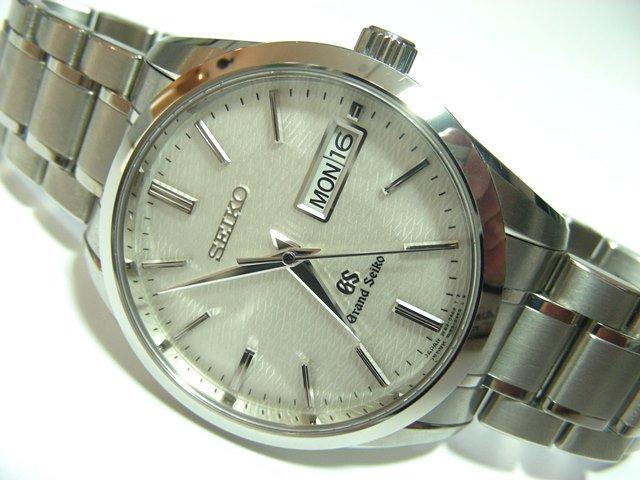 newest 1df44 263a8 グランド・セイコー ブライトチタン SBGT029 クォーツ - 腕時計 ...