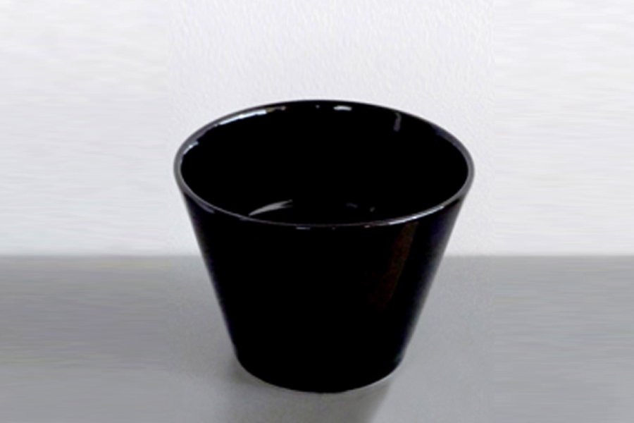 mountain coffee dripper <br>porcelain 磁器のみ
