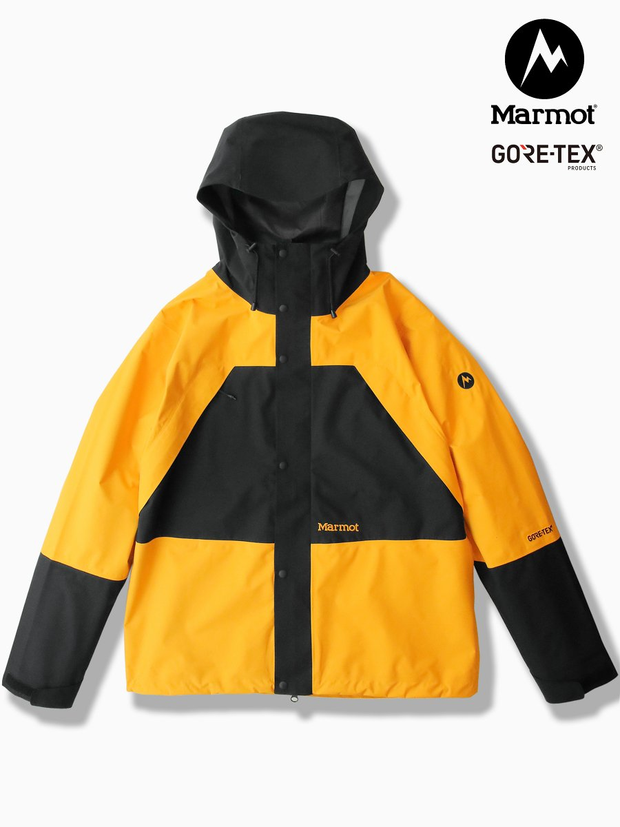 BRAND : VAINL ARCHIVE<br>CONNECTED : Marmot<br>MODEL : CP-JKT<br>COLOR : YELLOW
