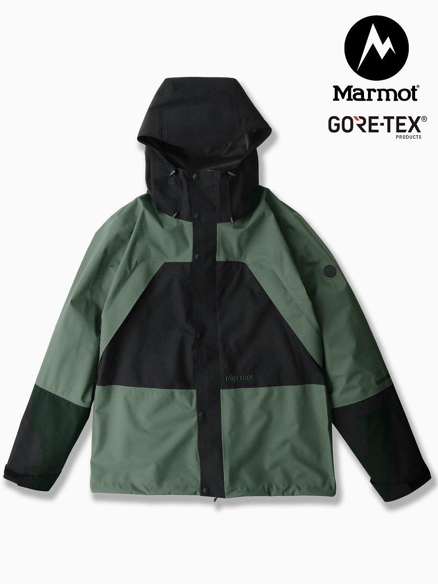 BRAND : VAINL ARCHIVE<br>CONNECTED : Marmot<br>MODEL : CP-JKT<br>COLOR : GREEN