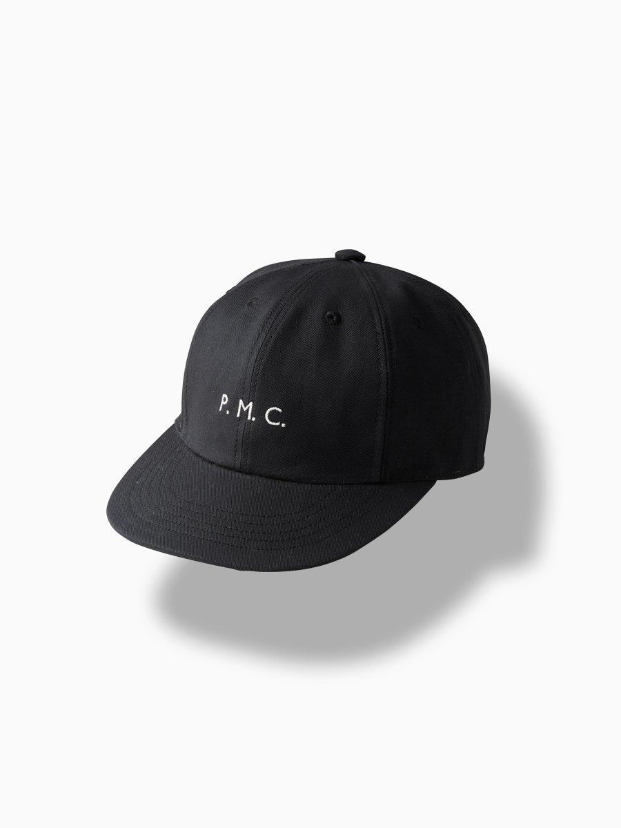 BRAND : PHIGVEL<br>MODEL : TWILL CAP<br>COLOR : BLACK
